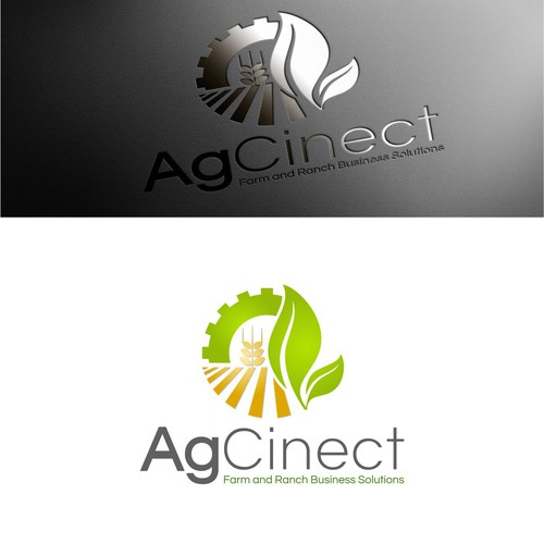 Agricultural Company Logo