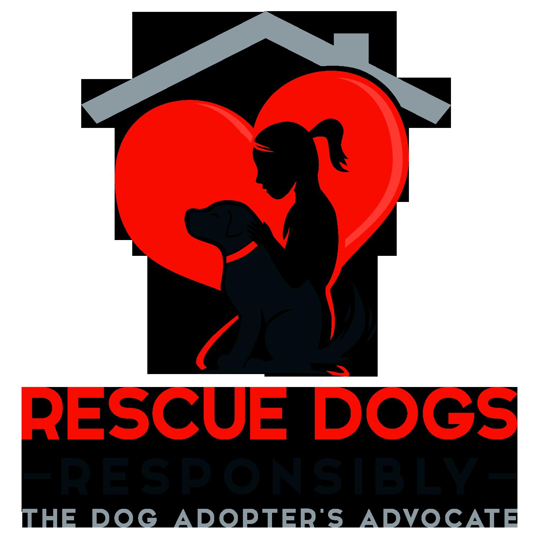 Helpful Website for Dog Adopters needs a heartwarming, but modern logo