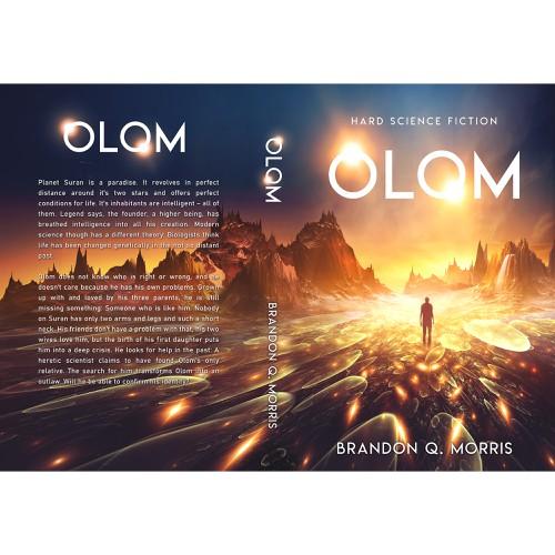 'OLOM' book cover