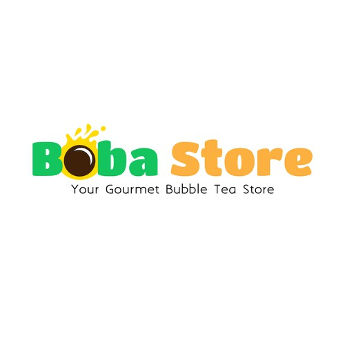 New logo wanted for Boba Store