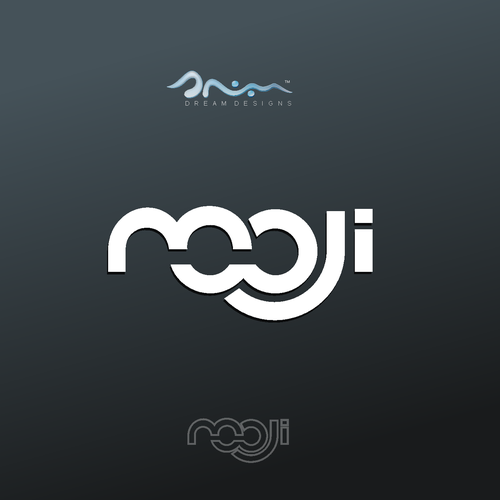 Mooji (logo for music producer)