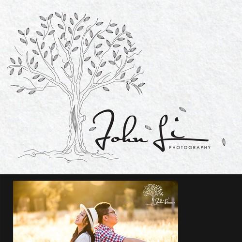 John Li Photography needs a new logo