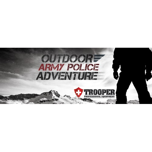 Facebook Banner for Outdoor-/Army-/Adventure-Shop