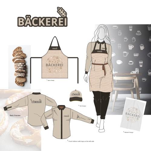 Bakery Fashion Design