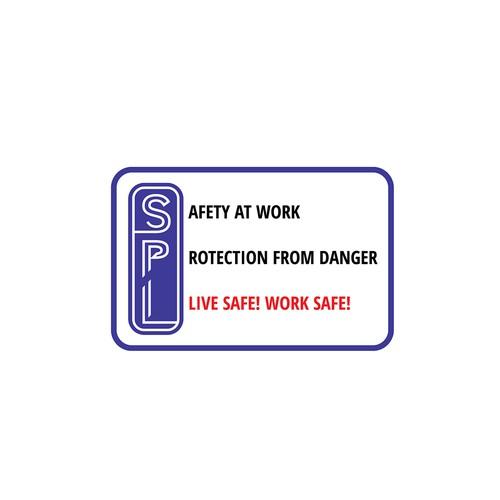 Safety logo for SPL