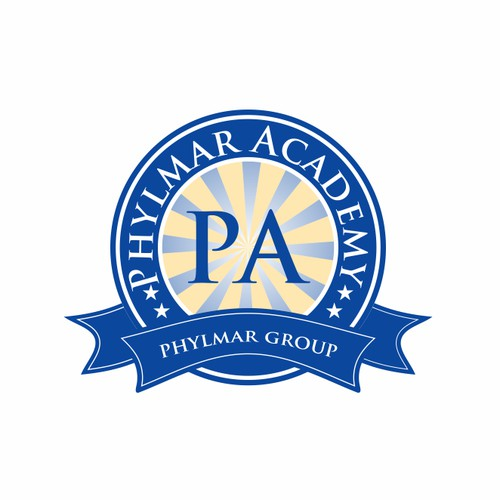 Create an academic logo for Phylmar Academy!
