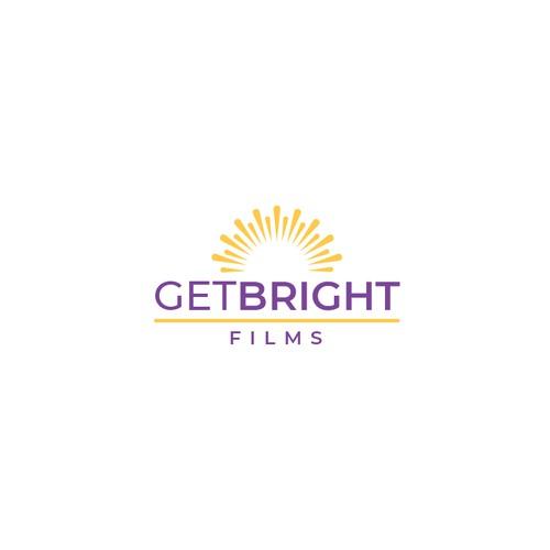 Logo for GetBright Films