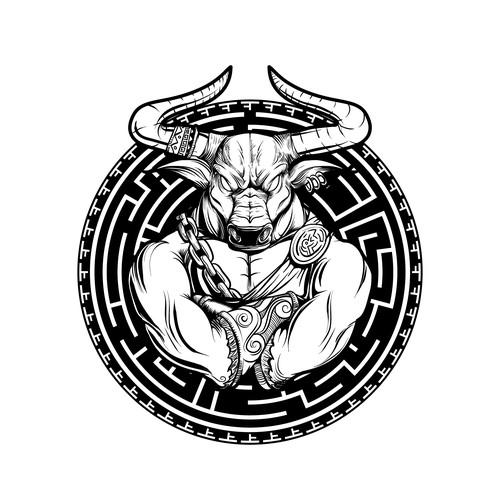 Minotaur in Maze