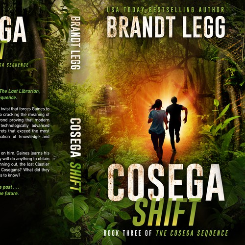 Cosega Shift - Book Three of The Cosega Sequence