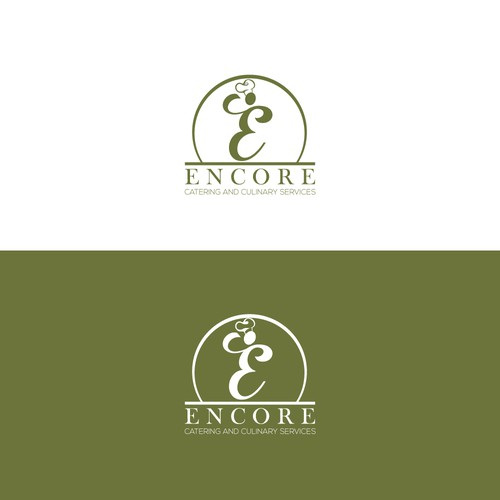 logo for catering service