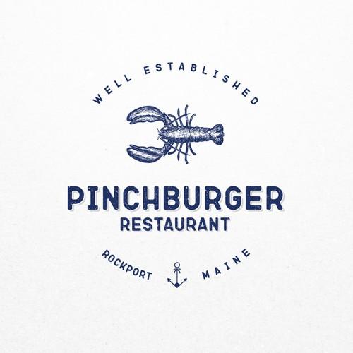 Concept for Pinchburguer