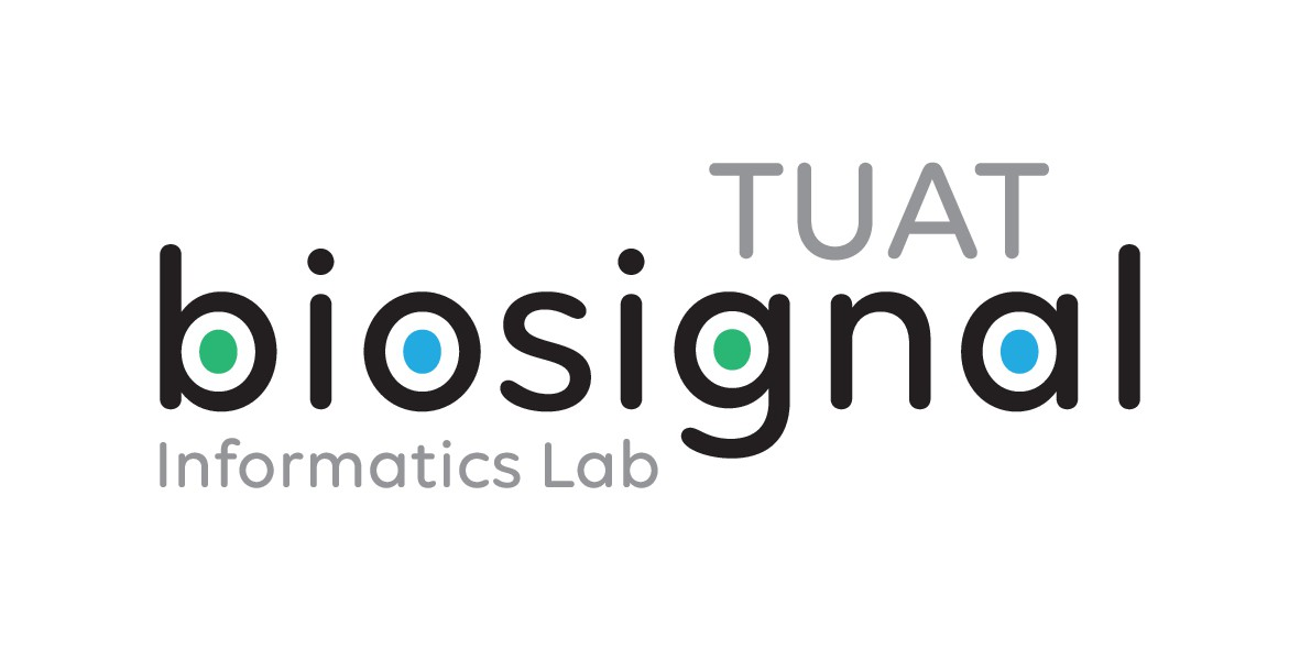 Logo for a research group (laboratory) on artificial intelligence of biomedical data