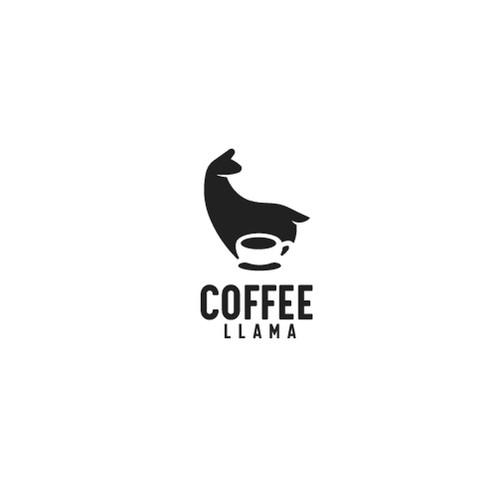 Logo for Coffee LLama