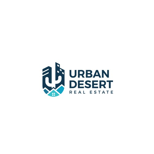 "Design trendy and eye catching logo for ""Urban Desert Real Estate"" - An Arizona based company"