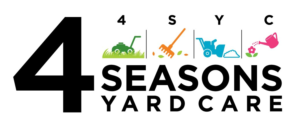 Design a logo for 4 Seasons Yard Care