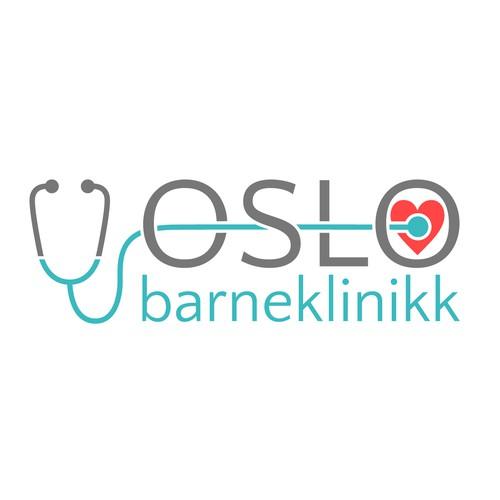 Logo for children's clinic