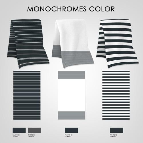 Towel Stripe Pattern
