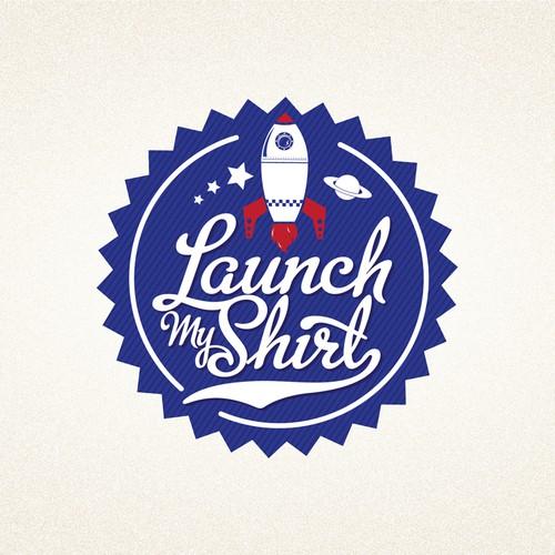 Neoretro logo for Tshirt company