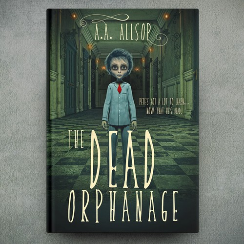 The Dead Orphanage Book Cover