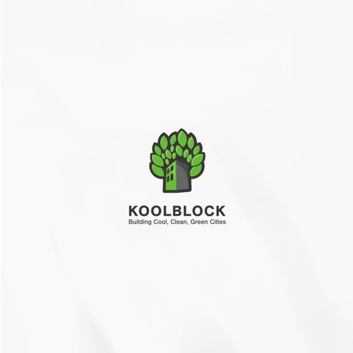 Minimal logo design for Real Estate Company