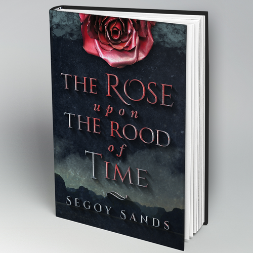Book cover, The Rose Upon The Rood of Time
