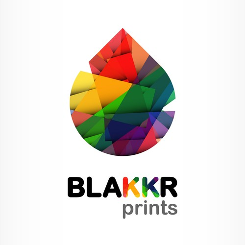 Help BLAKKR with a new logo