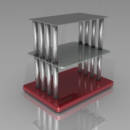 HIFI rack for Sonoro