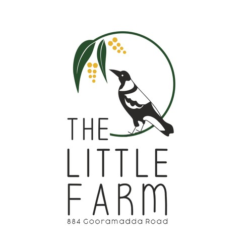 Australian farm logo