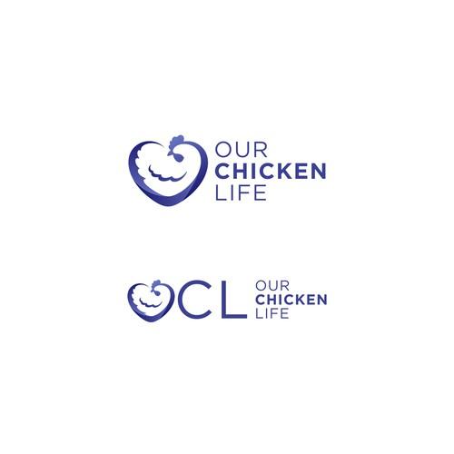 Love Symbol Logo Design for OCL