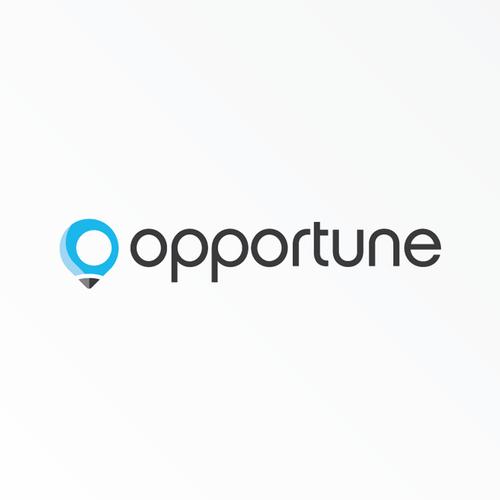 Opportune task management app needs a logo!