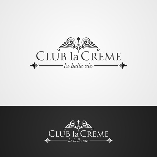 Help Club la Creme     with a new logo