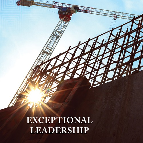 Professional brochure for General Contracting firm