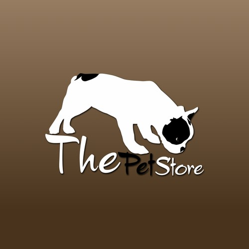 Logo Design for The Pet Store
