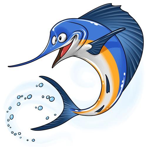 sailfish mascot