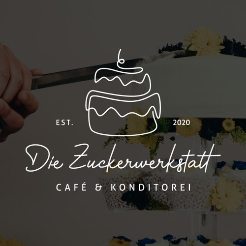 Tart Cake logo concept