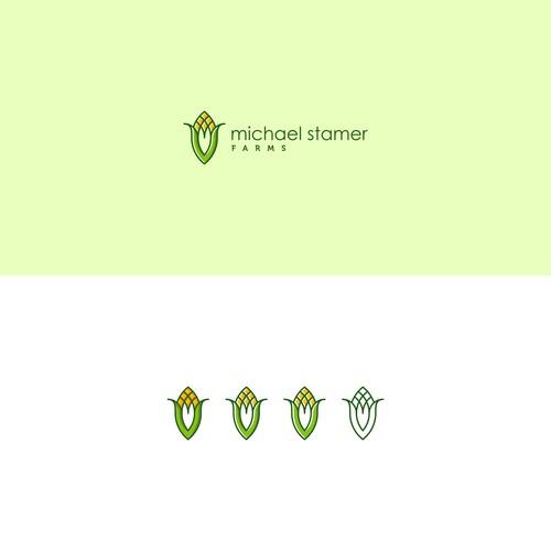 Michael Stamer Farms Logos