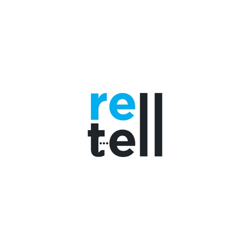 Retell - predictive analytics startup looking for a cool and unique logo design