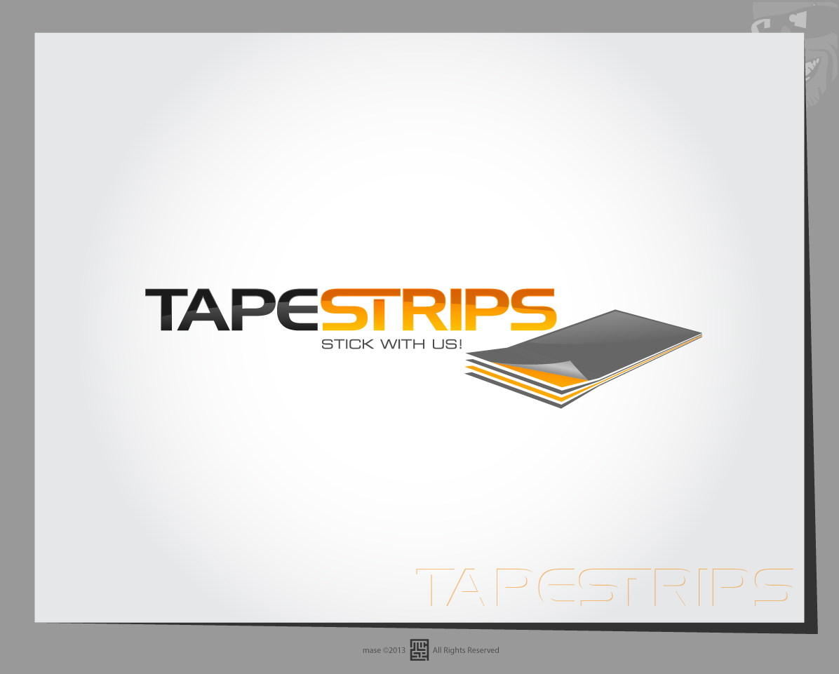 Help TapeStrips with a new logo