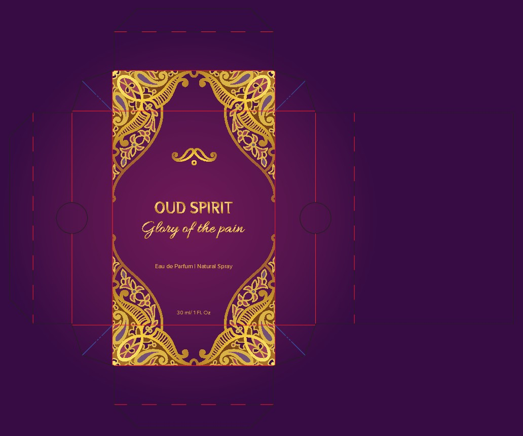 """Agarwood (Oud) perfume need a packaging graphic designer"""