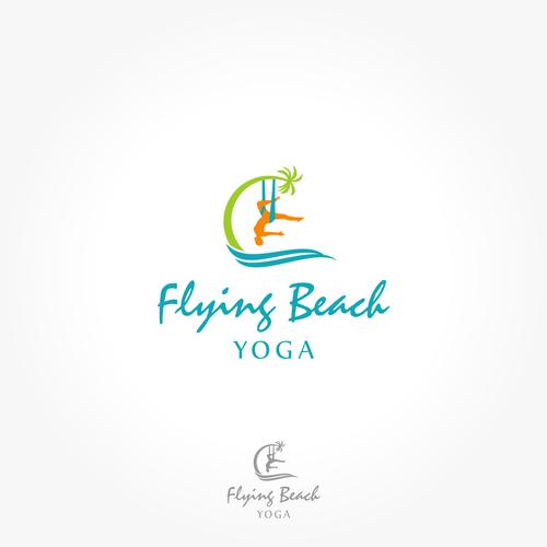 Flying yoga