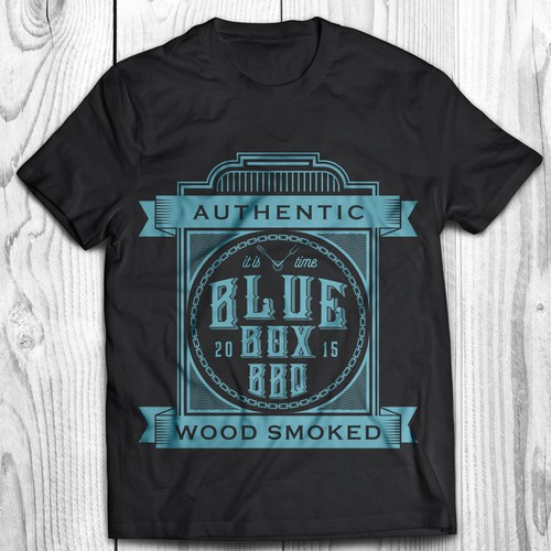 Logo Wood Smoke BBQ