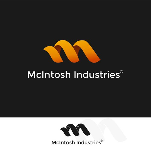 Electro Mechanical Technologies Industrial Logo and Core Design