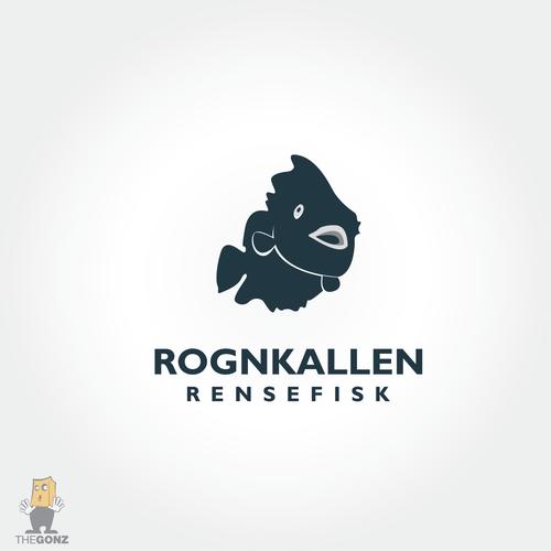 Logo for Rognkallen Rensefisk