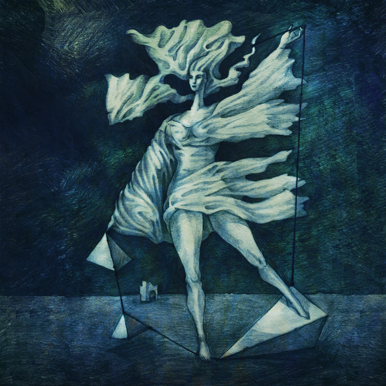City Awake, Album art.
