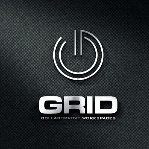 GRID Collaborative Workspace logo concept