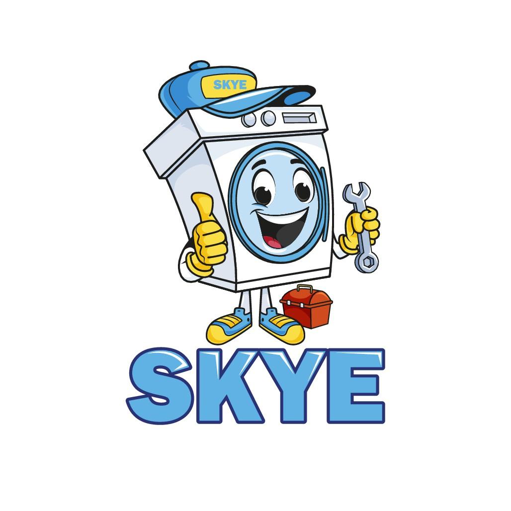 Appliance repair mascot