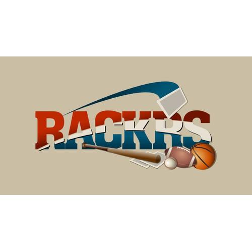 Sports memorabilia social site logo