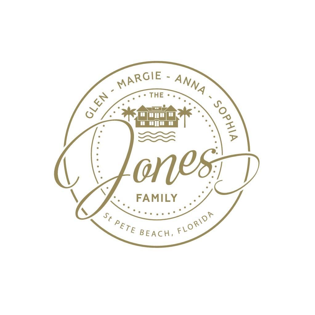 The Jones Family Crest/Logo Contest
