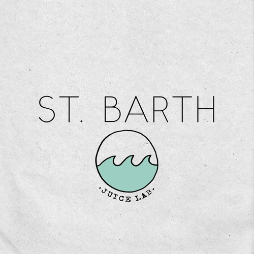 Second Version of St. Barth's logo