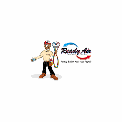 Brand Hero logo for Heating and Cooling